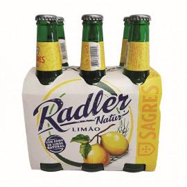 Bière Sagres Radler 33cl