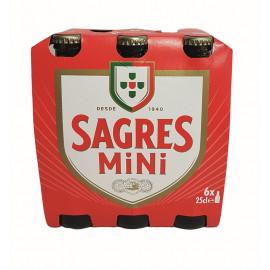 Bière Sagres 25cl
