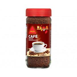 Café Delta soluble 100gr
