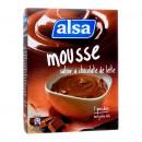 Mousse chocolat au lait Alsa