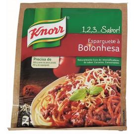 Préparation Bolognaise Knorr