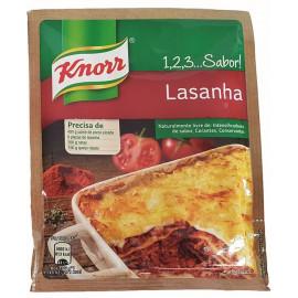 Préparation Lasagne Knorr