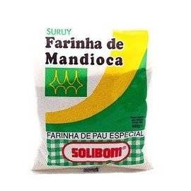Farine de Manioc Solibom 400gr