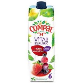 Compal Fruits Rouges 1lt