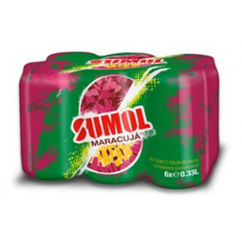 Sumol Fruit de la Passion 33cl