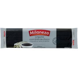 Linguine com Tinta de Choco...
