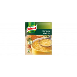 Canja de Galinha Knorr