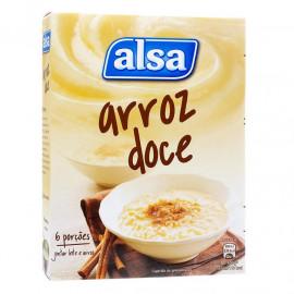 Arroz Doce Alsa