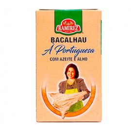 Bacalhau A Portuguesa Ramirez