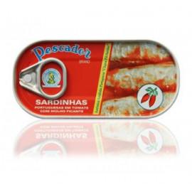 Sardine Tomate Piquante...
