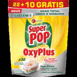 Super Pop Oxyplus 32 capsules