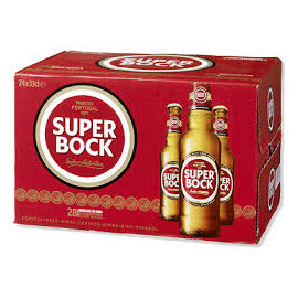 Bière Super Bock 25cl