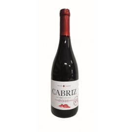 Vin Cabriz rouge 75cl